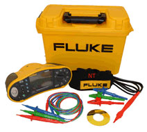 Fluke Testing Equipment